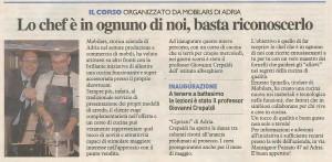 """da: """"Il resto del Carlino ed. di Rovigo"""""""